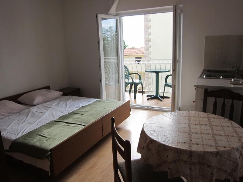 Apartments Mamić | Plavi Horizont - Apartment 2 studio