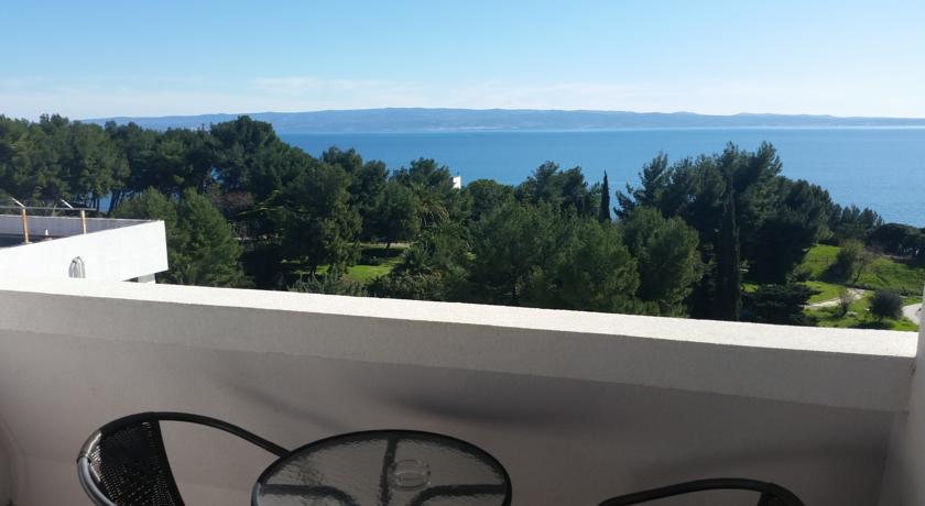 Hotel Zagreb | Plavi Horizont - Double room with a sea view
