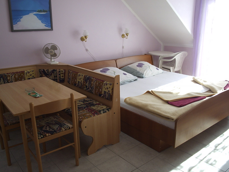 Pension Begić | Plavi Horizont - Apartment 2+2 studio