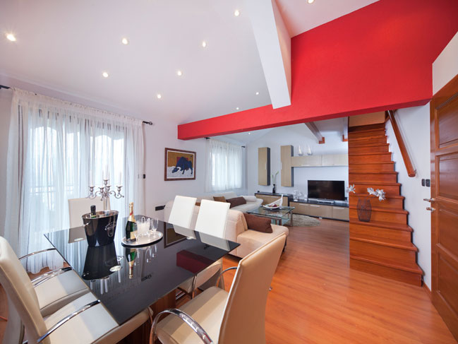 Luxury Villa Maja | Plavi Horizont - Second floor-Apartment 4