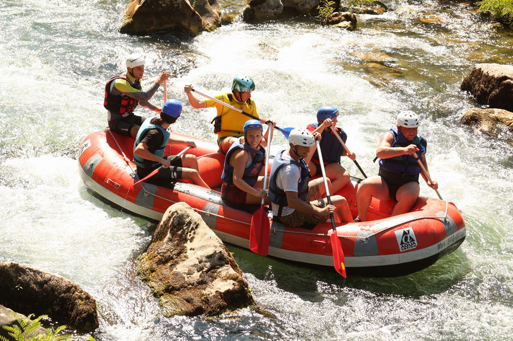 Rafting on Cetina River | Plavi Horizont