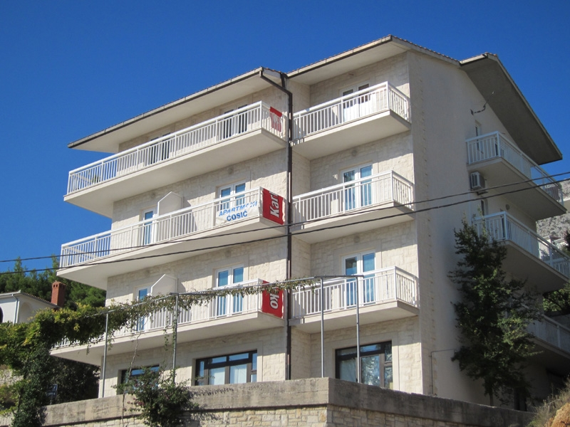 Apartments Grančić