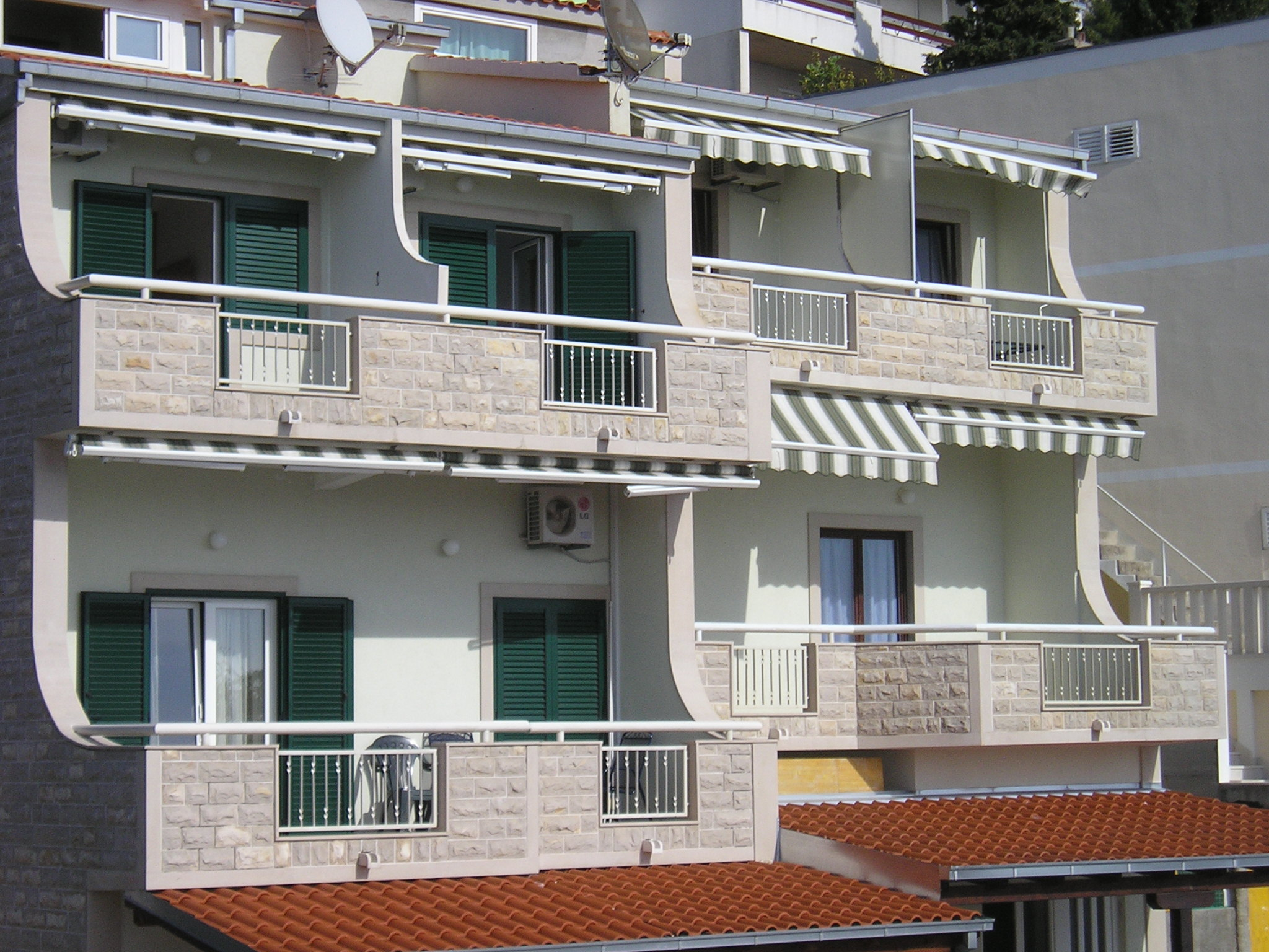 Apartments Pajdo