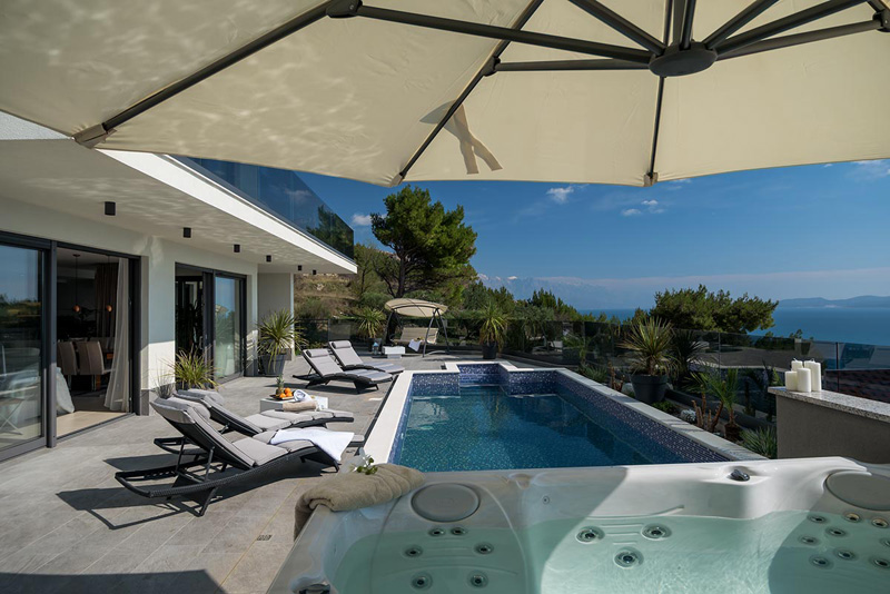 Luxury Villa Happiness | Plavi Horizont