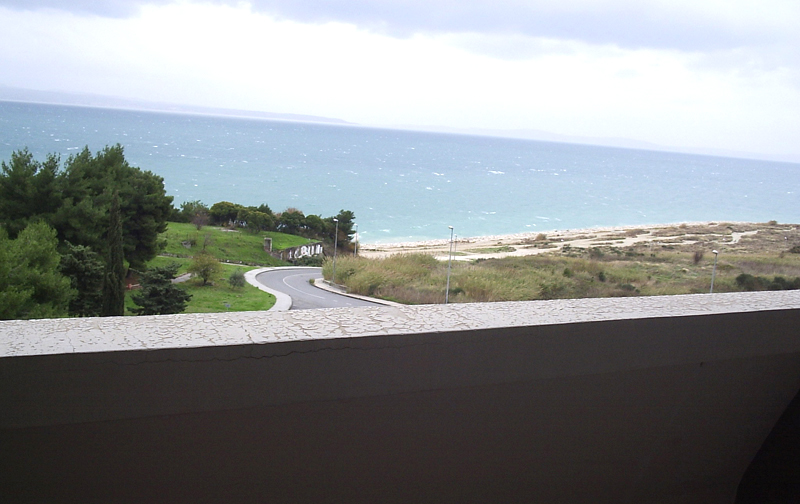 Hotel Zagreb   Plavi Horizont - Triple room with a sea view