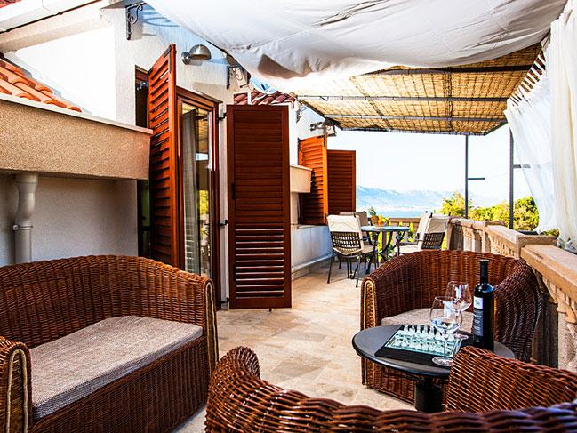 Luxury Villa Maja | Plavi Horizont - Second floor-Apartment 4