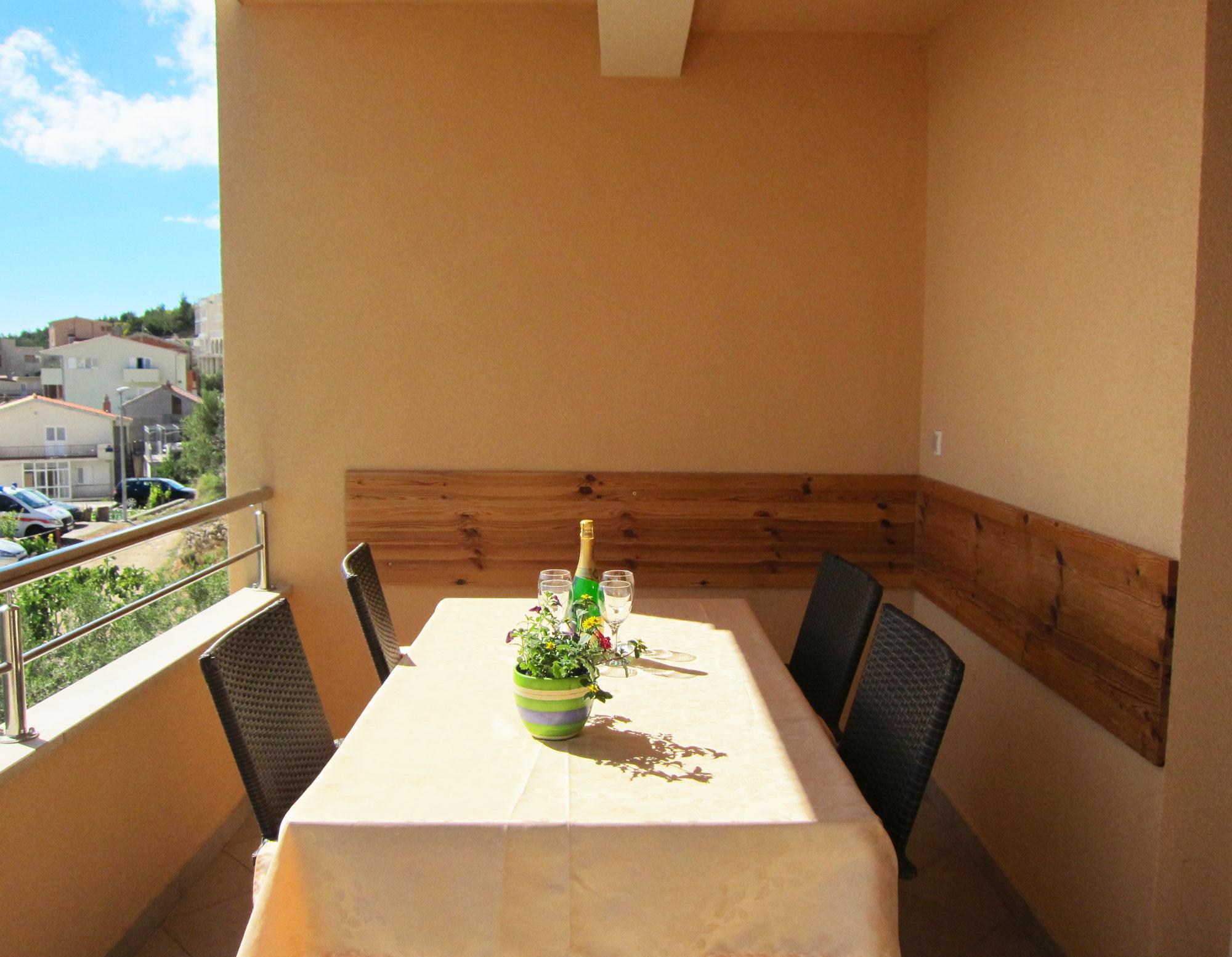 Apartments Rejo | Plavi Horizont - Apartment A/2+2, No1