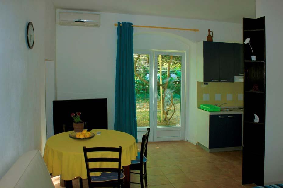 Apartments Alexandra | Plavi Horizont - Apartment A/2+1 blue