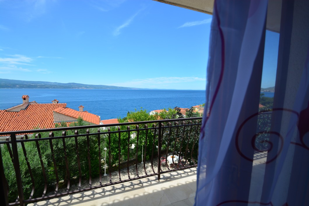 Pension Nemira | Plavi Horizont - 1/2 Bedroom with HB