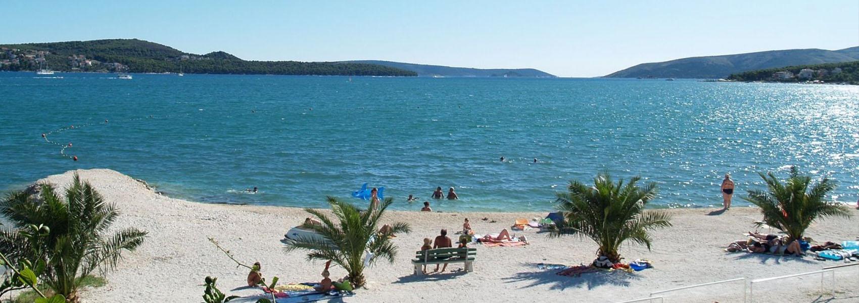 Beaches in Trogir area | Plavi Horizont