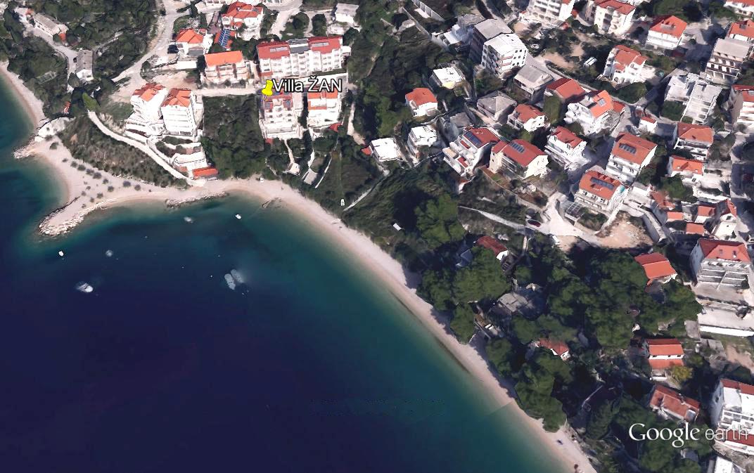 Villa ŽAN | Plavi Horizont